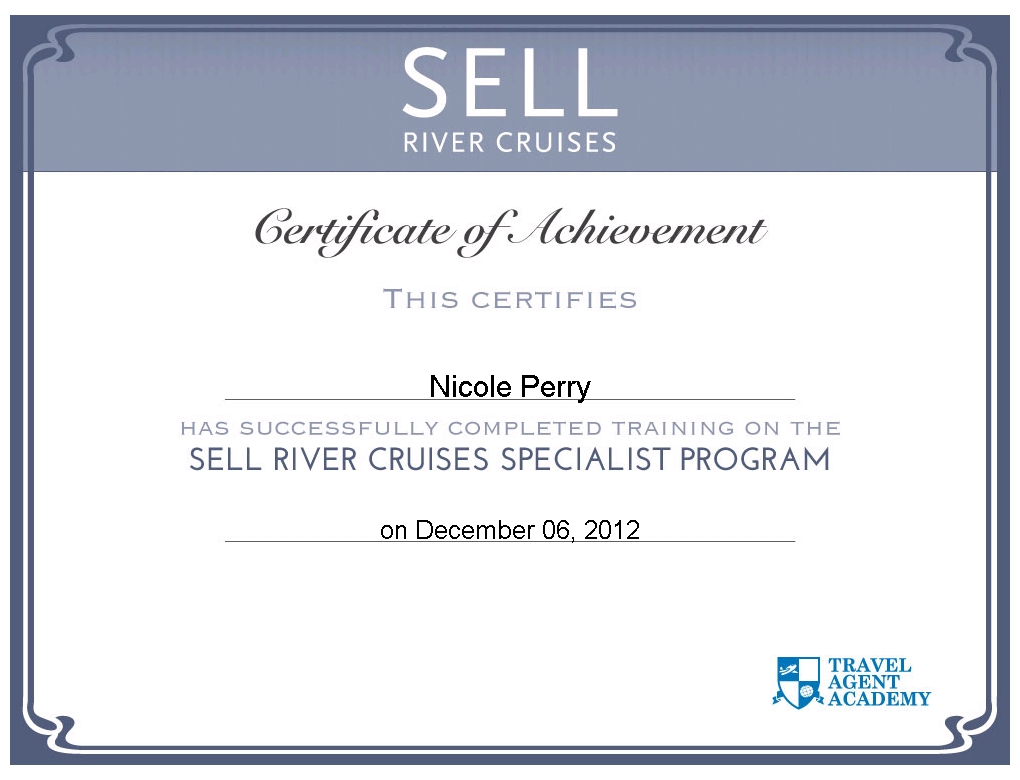 Mcc Clia Certified Travel Agent