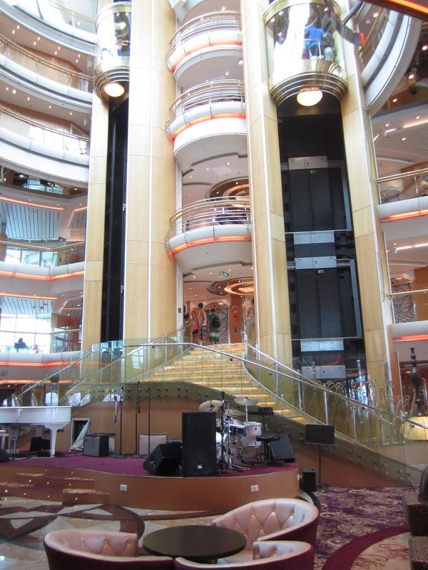 Celebrity cruises reflection by grand